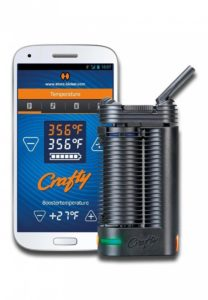Mobile Vaporizer Test Crafty