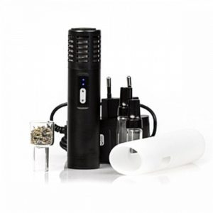 Arizer Air Schwarz Mobile Vaporizer Test