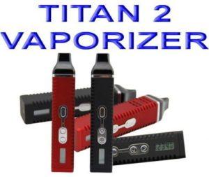 Titan 2 mobile Vaporizer Test