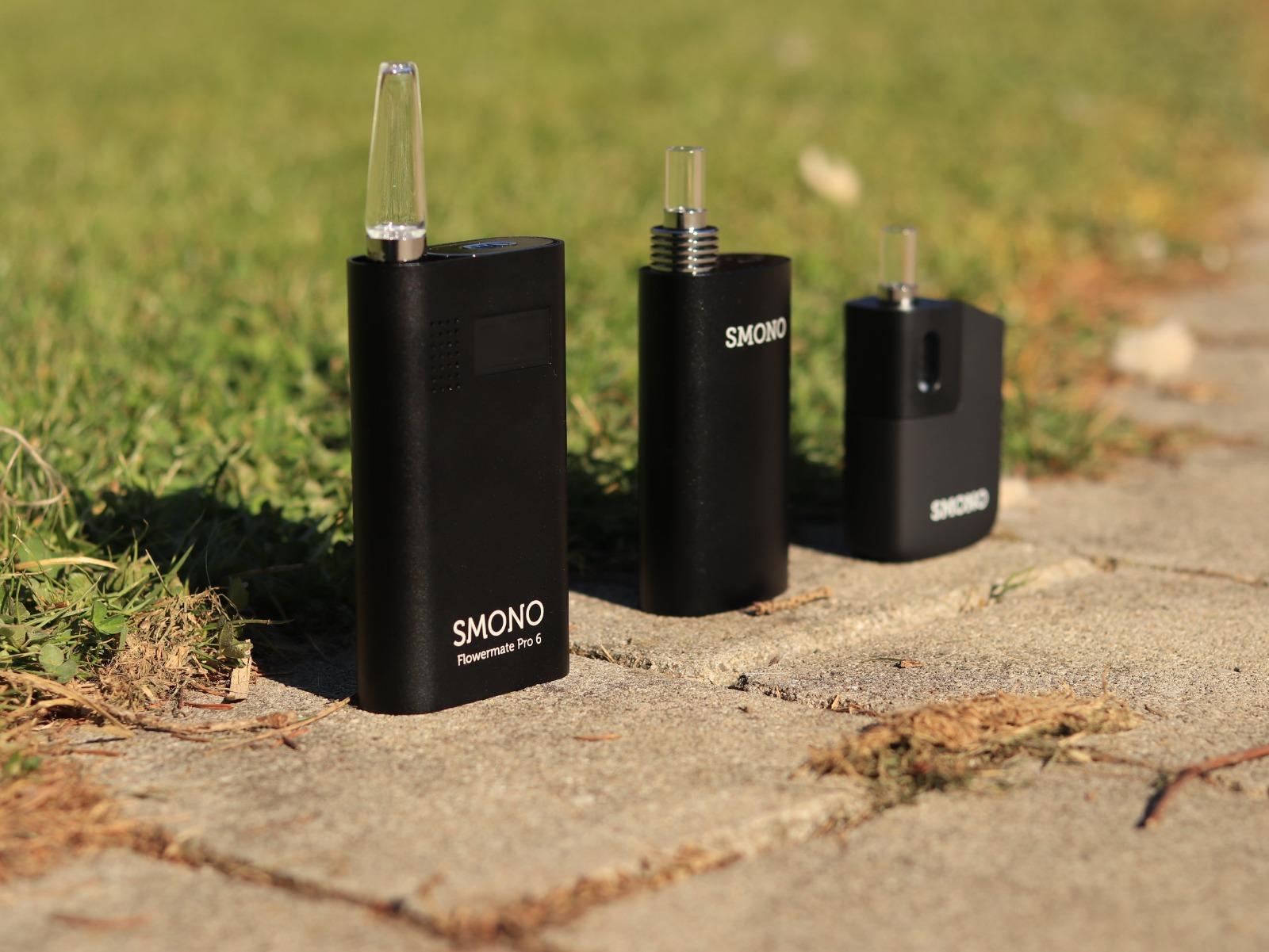 Smono Flowermate Pro 6 Vaporizer Test Bild 1